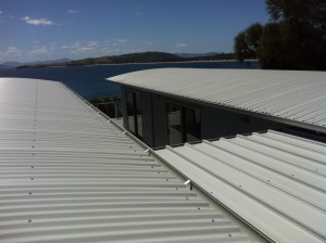 115 Blessington South Arm front roofs