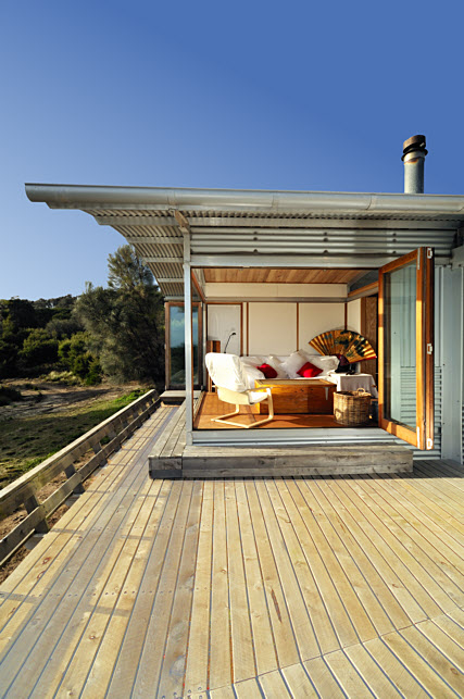 West End Beach House Stephen Sainsbury Architect