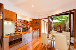 Balmain Terrace Kitchen